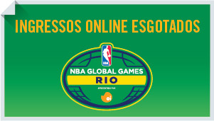 NBA Global Games Rio 2014