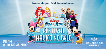 Disney On Ice - Festival M�gico no Gelo
